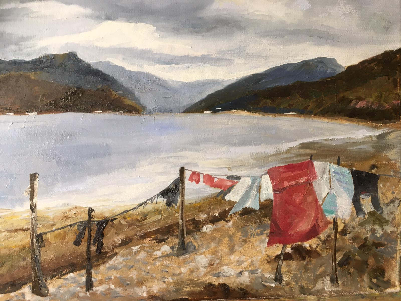Laundry, Lochcarron, Wester Ross